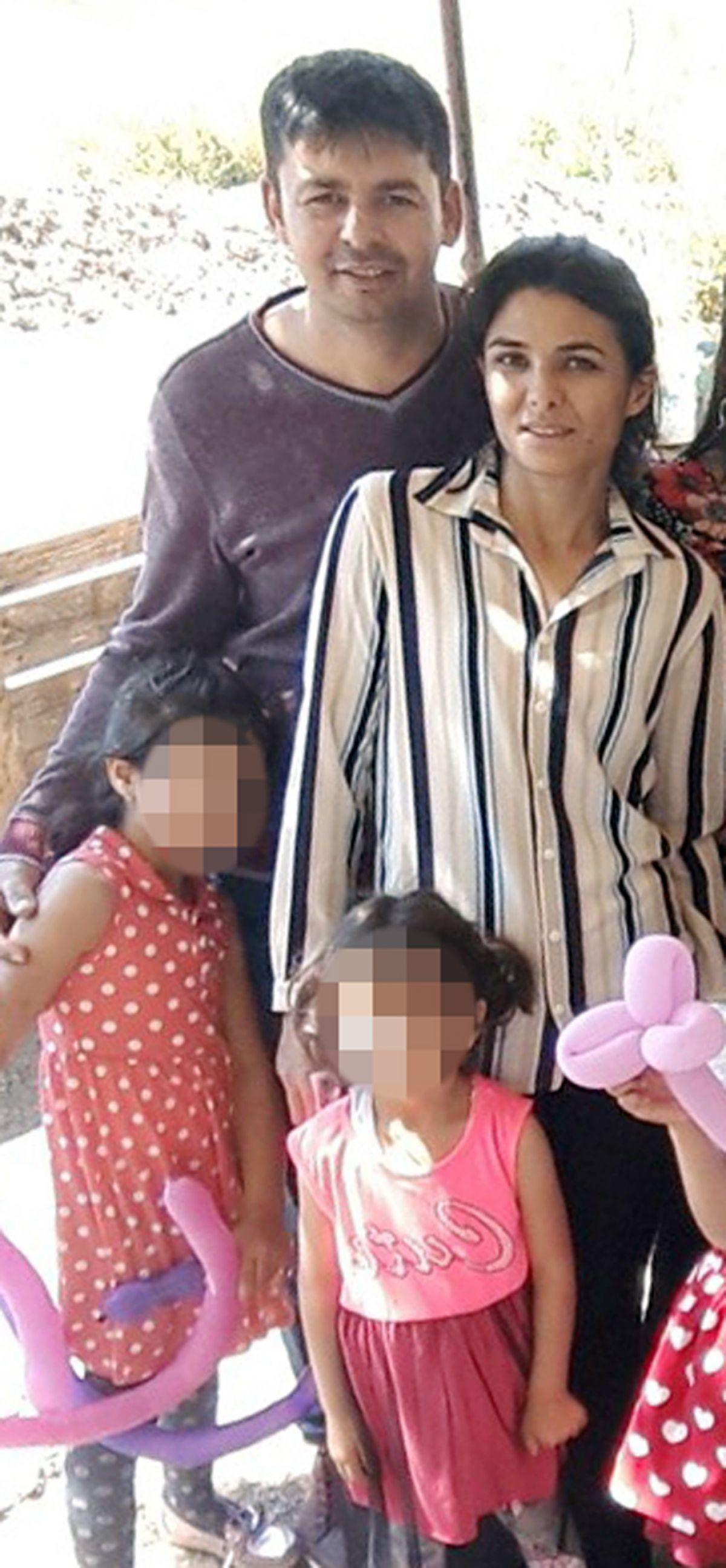 Melek İpek in küçük kızı: Yaşasın babam artık gelmeyecek #4