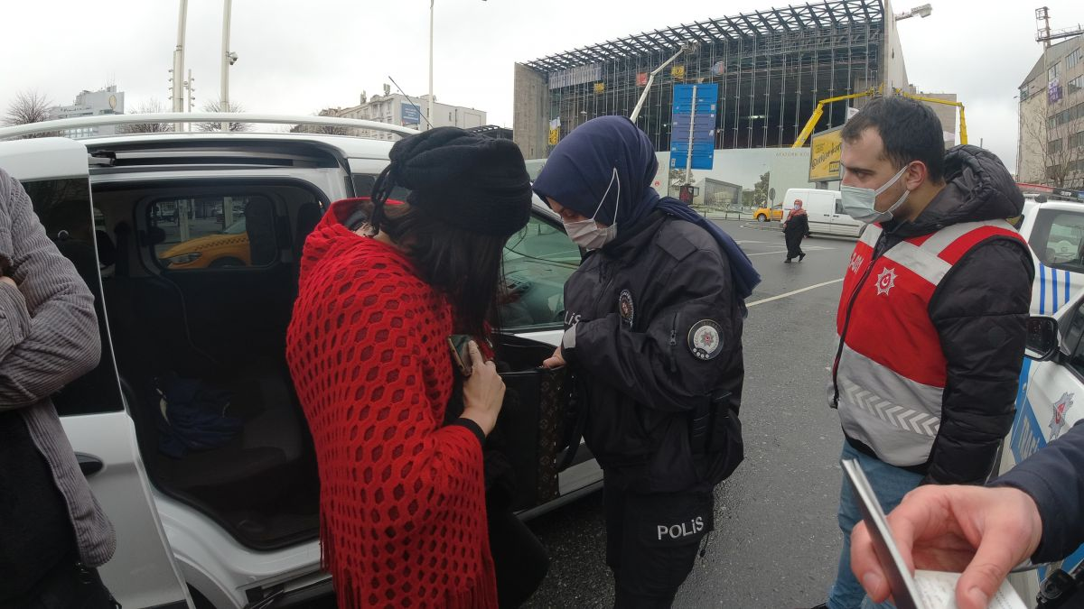 İstanbul da 2021 in ikinci Yeditepe Huzur denetimleri #4