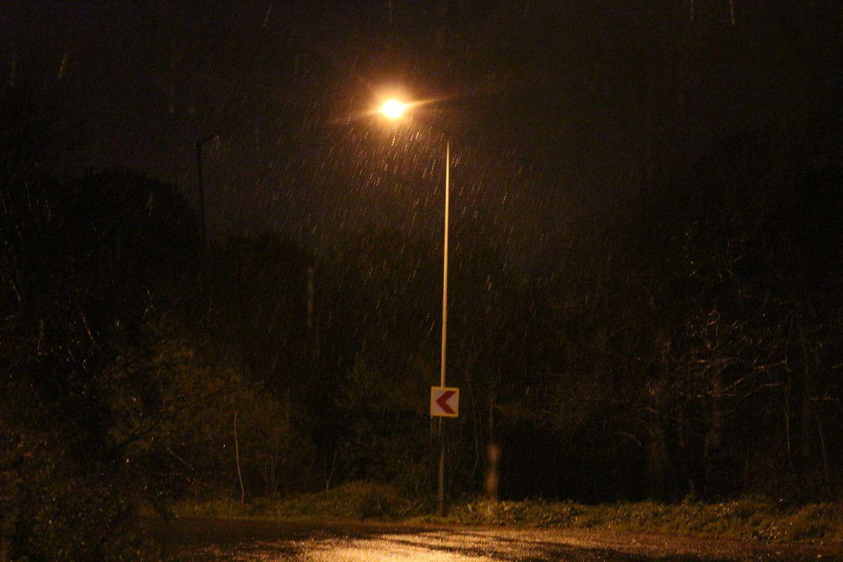 İstanbul da kar yağışı etkisini artırdı #10