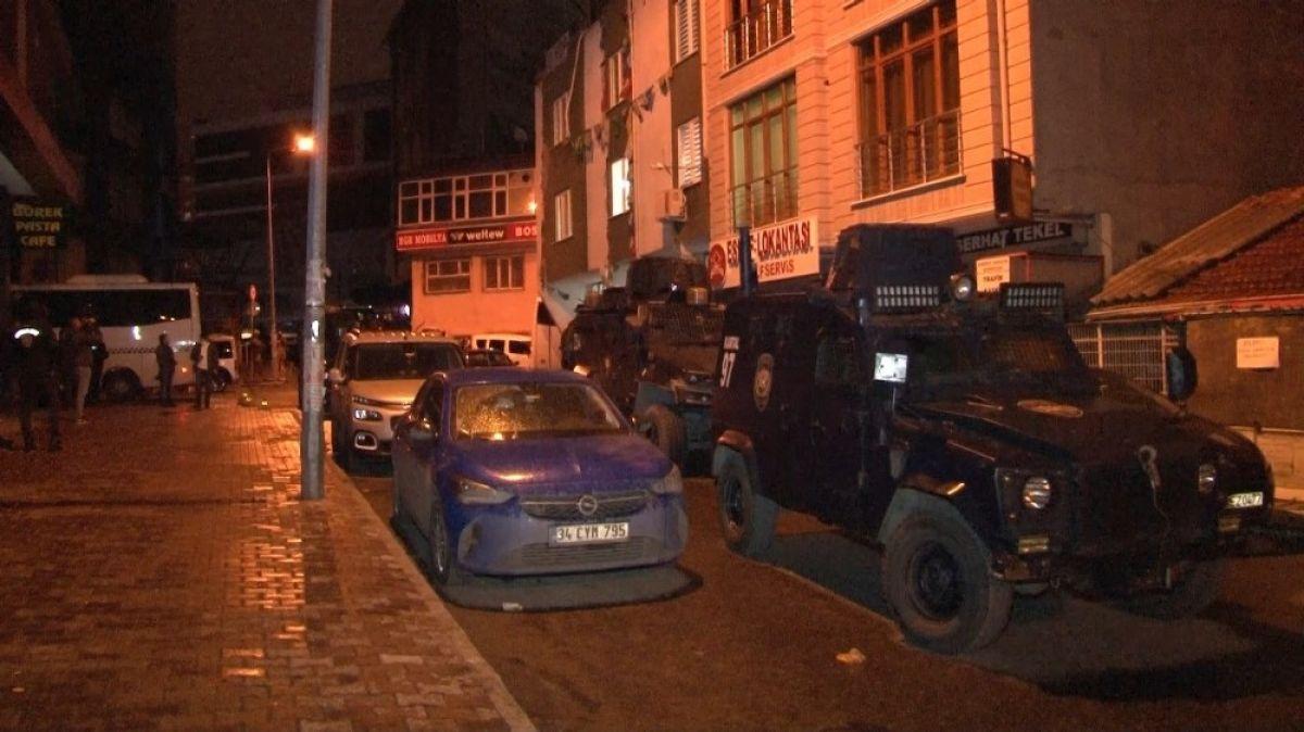 Esenyurt ta HDP ilçe binasına operasyon #2
