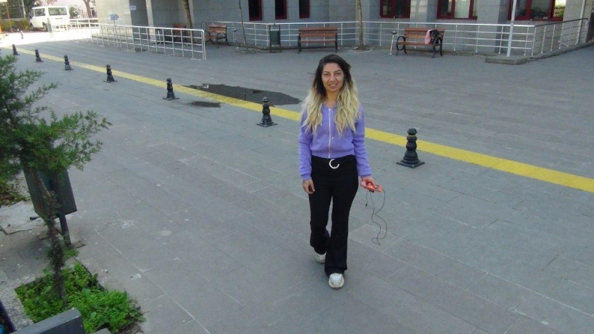 Antalya'da balkondan atlayan kadın: Abime sinirlendim