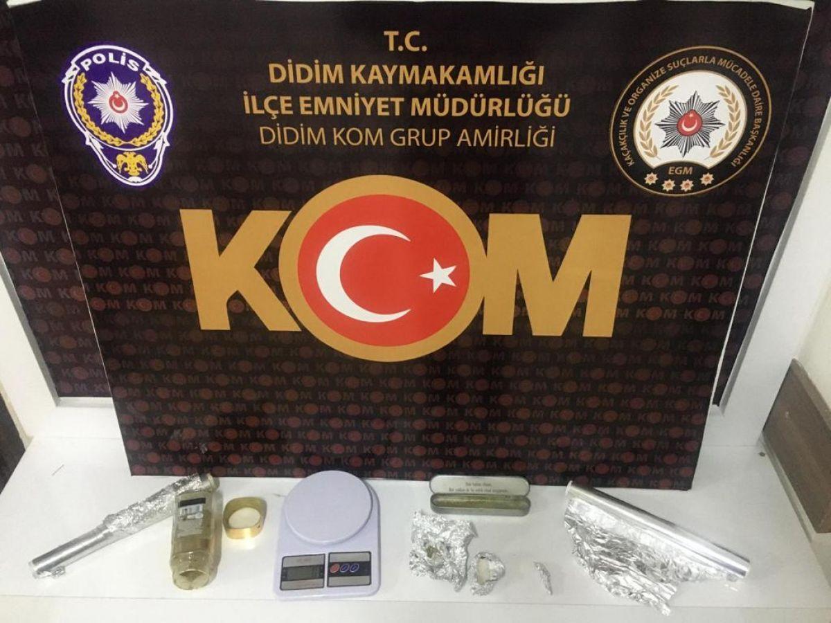 Komünist Başkan Maçoğlu nun kardeşi uyuşturucudan tutuklandı #2