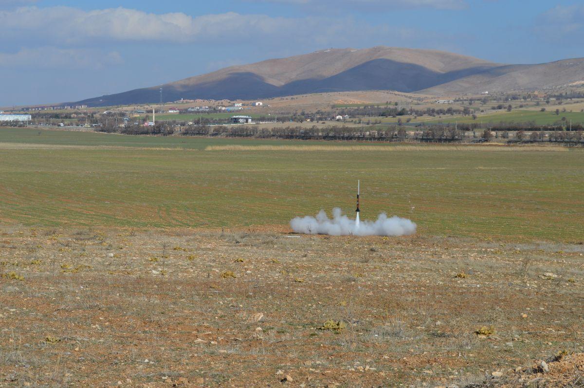 Elazığ'da İnsansız Hava Aracı Üretildi