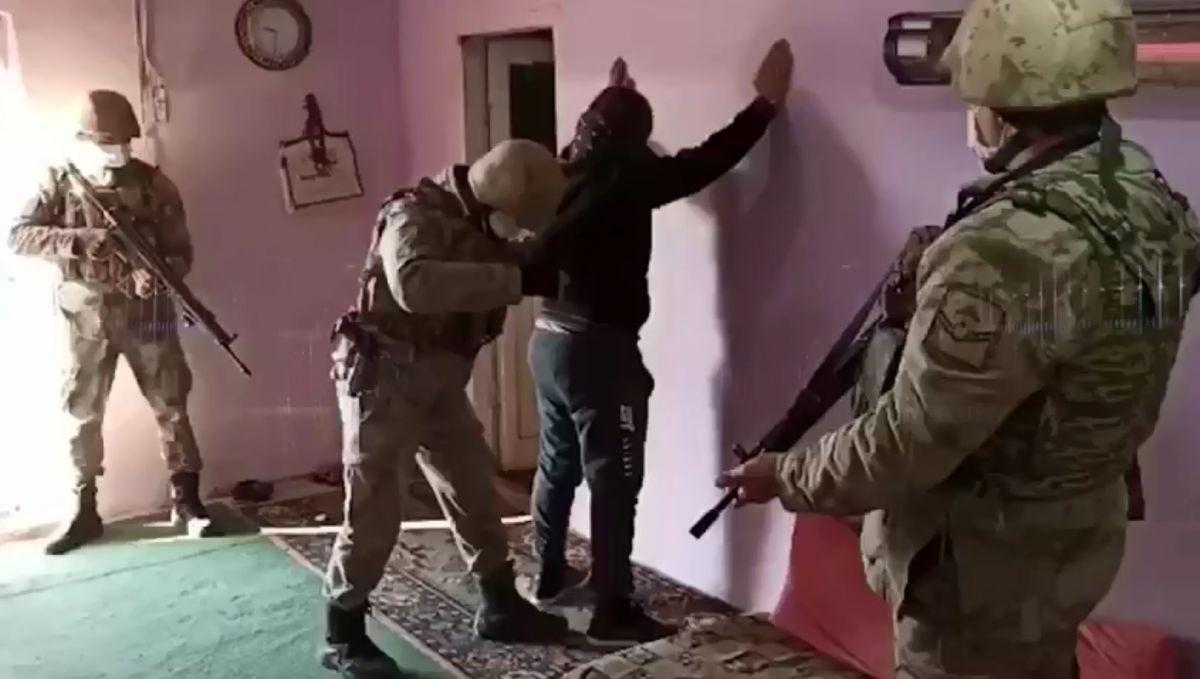 Mardin de 12 PKK/KCK şüphelisi yakalandı #2