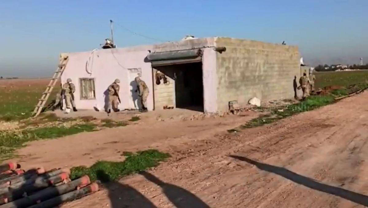 Mardin de 12 PKK/KCK şüphelisi yakalandı #1