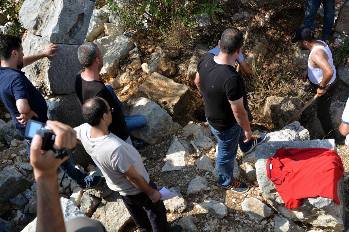 Adana da genci öldürüp betona gömen firari yakalandı #4