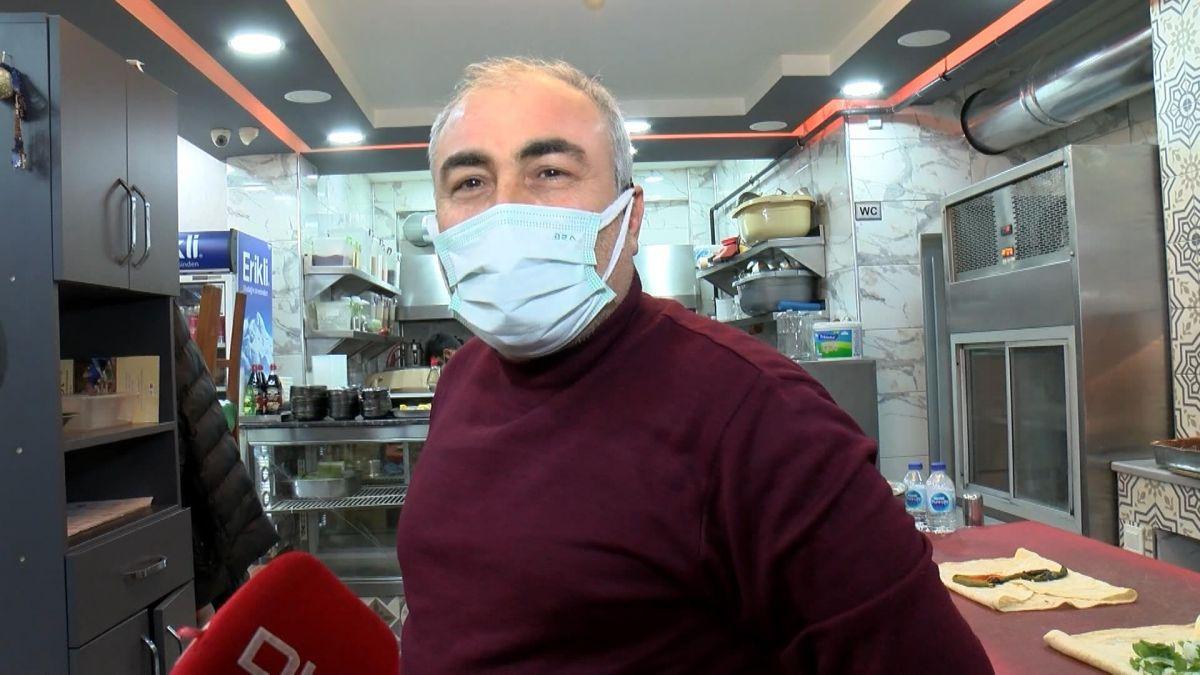 İstanbul da restoranlar geceden hazırlık yaptı #2