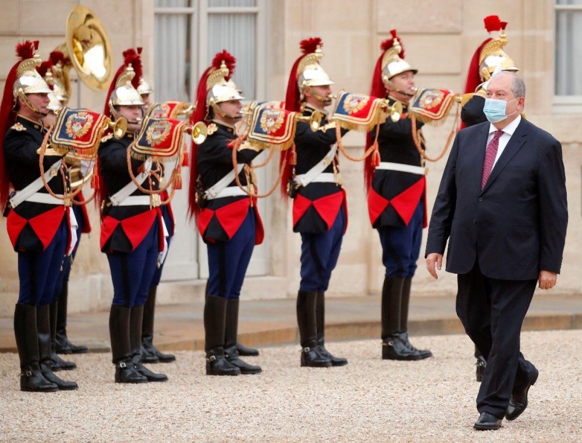 Ermenistan Cumhurbaşkanı Sarkisyan'dan Paşinyan'a ikinci kez ret #1