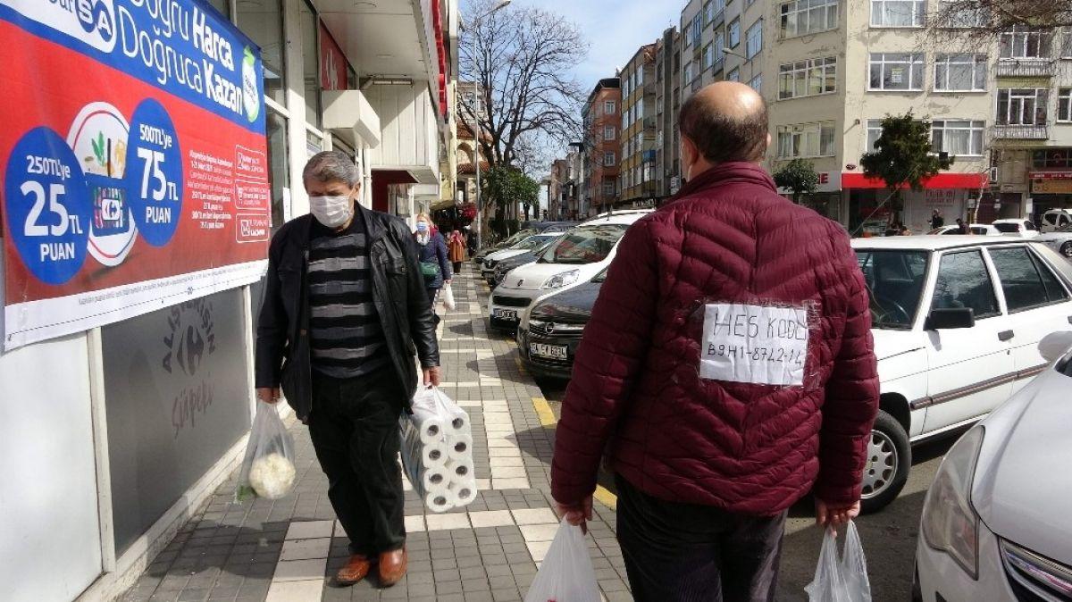 Trabzon da sürekli HES kodu sorulan vatandaşın ilginç çözümü #7