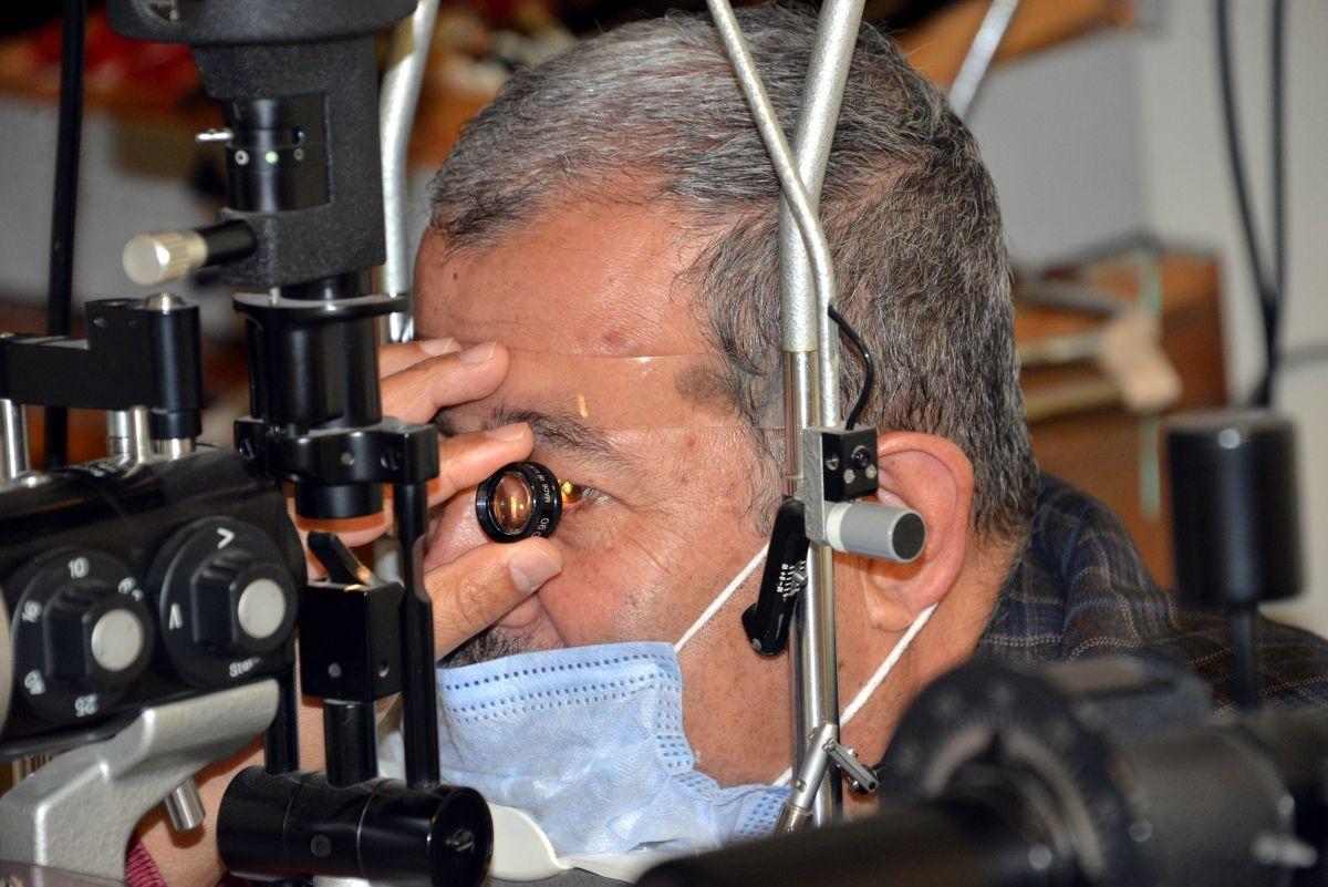 Kahramanmaraş ta bir kişi, koronavirüs nedeniyle gözünü kaybetti #6