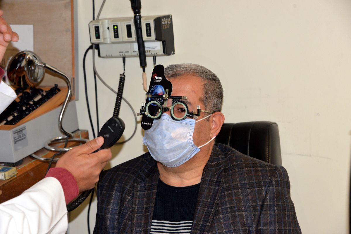 Kahramanmaraş ta bir kişi, koronavirüs nedeniyle gözünü kaybetti #4