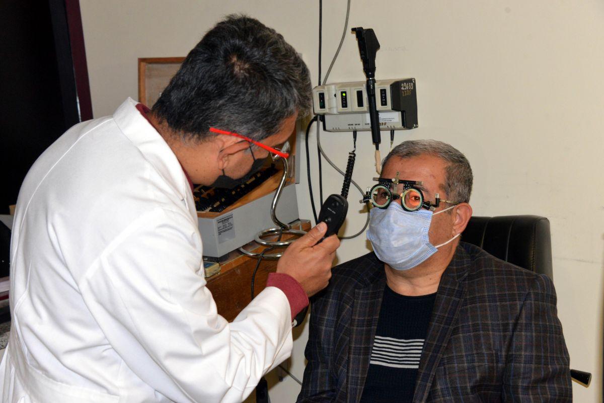 Kahramanmaraş ta bir kişi, koronavirüs nedeniyle gözünü kaybetti #5