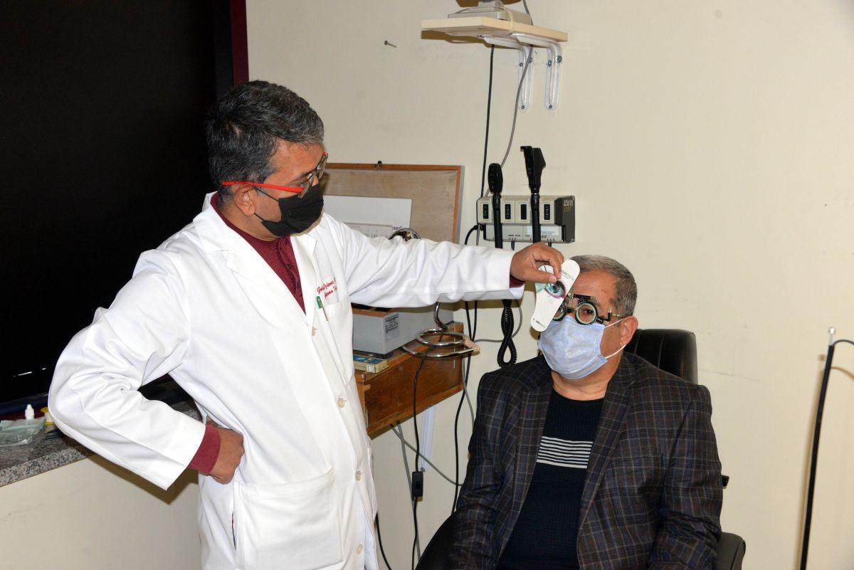 Kahramanmaraş ta bir kişi, koronavirüs nedeniyle gözünü kaybetti #3