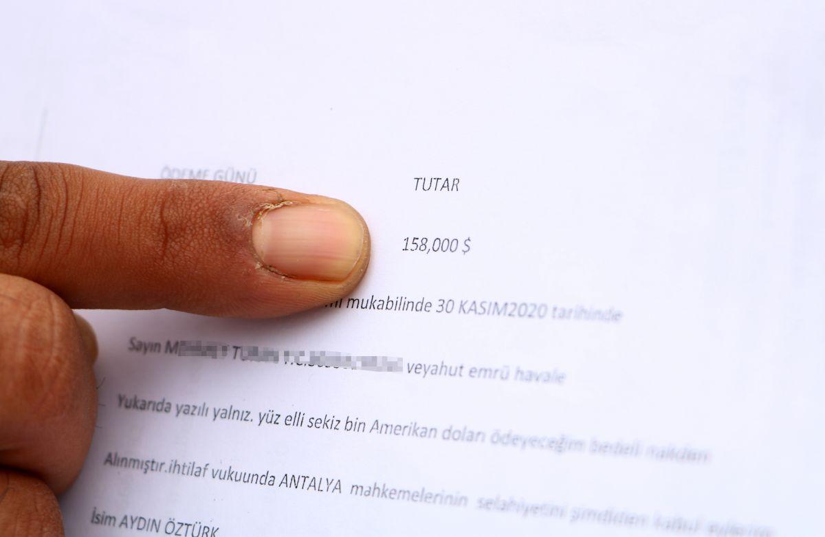 Antalyalı çiftçi, iş vaadiyle imzaladığı formla 158 bin dolar borçlandırıldı #3