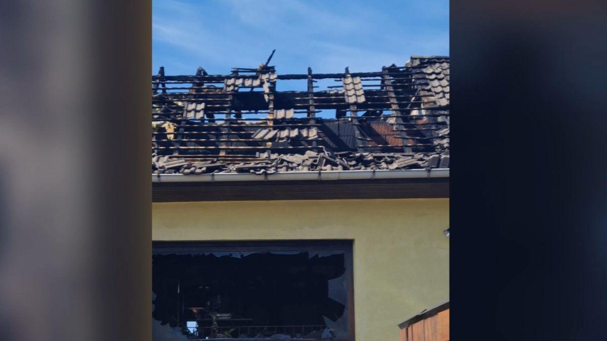 Alman kayınbaba evi ateşe verdi, 2 Türk ün evi kullanılamaz hale geldi #3