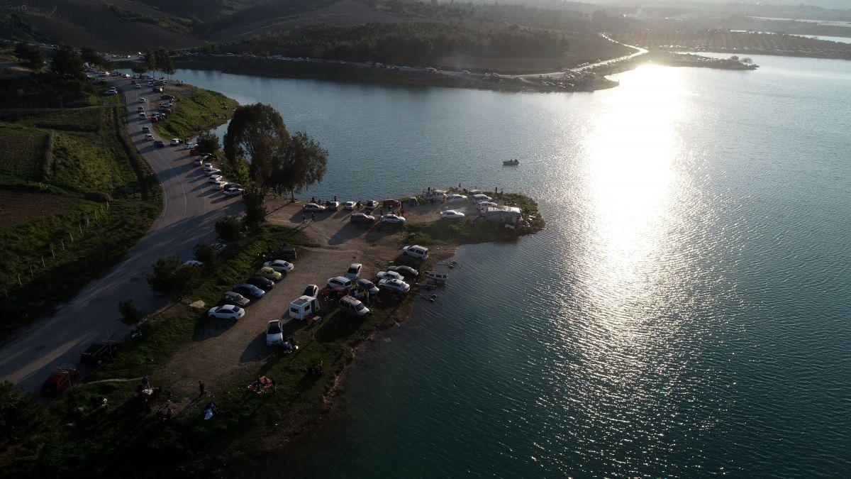 Adana da 3 arkadaş teknede mangal yaktı #7