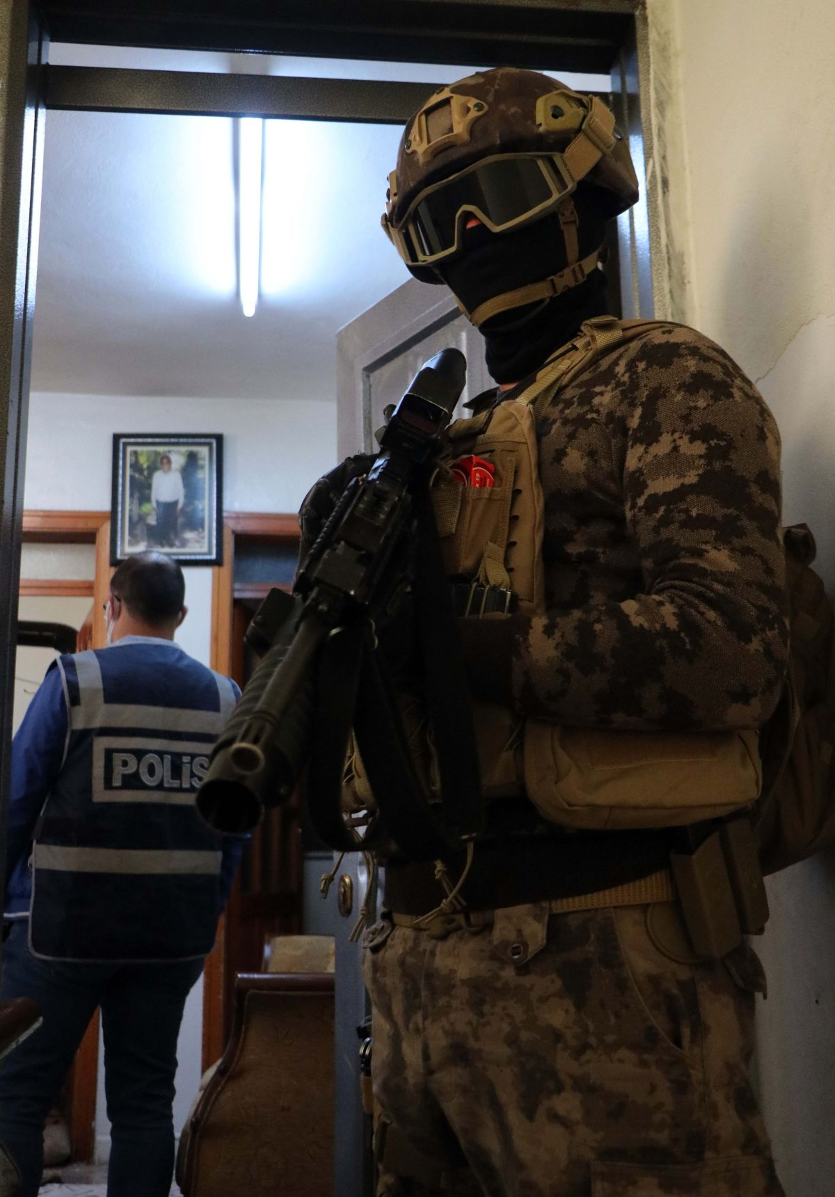 Gaziantep'te 950 polis, uyuşturucu operasyonuna katıldı: 29 gözaltı #4