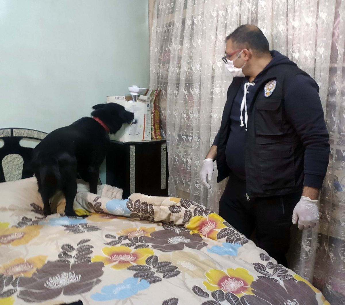 Gaziantep'te 950 polis, uyuşturucu operasyonuna katıldı: 29 gözaltı #2