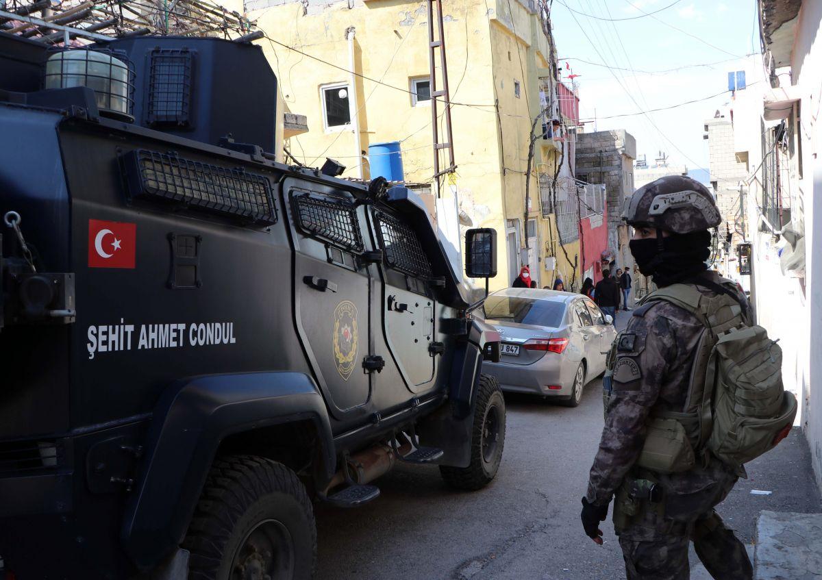 Gaziantep'te 950 polis, uyuşturucu operasyonuna katıldı: 29 gözaltı #8