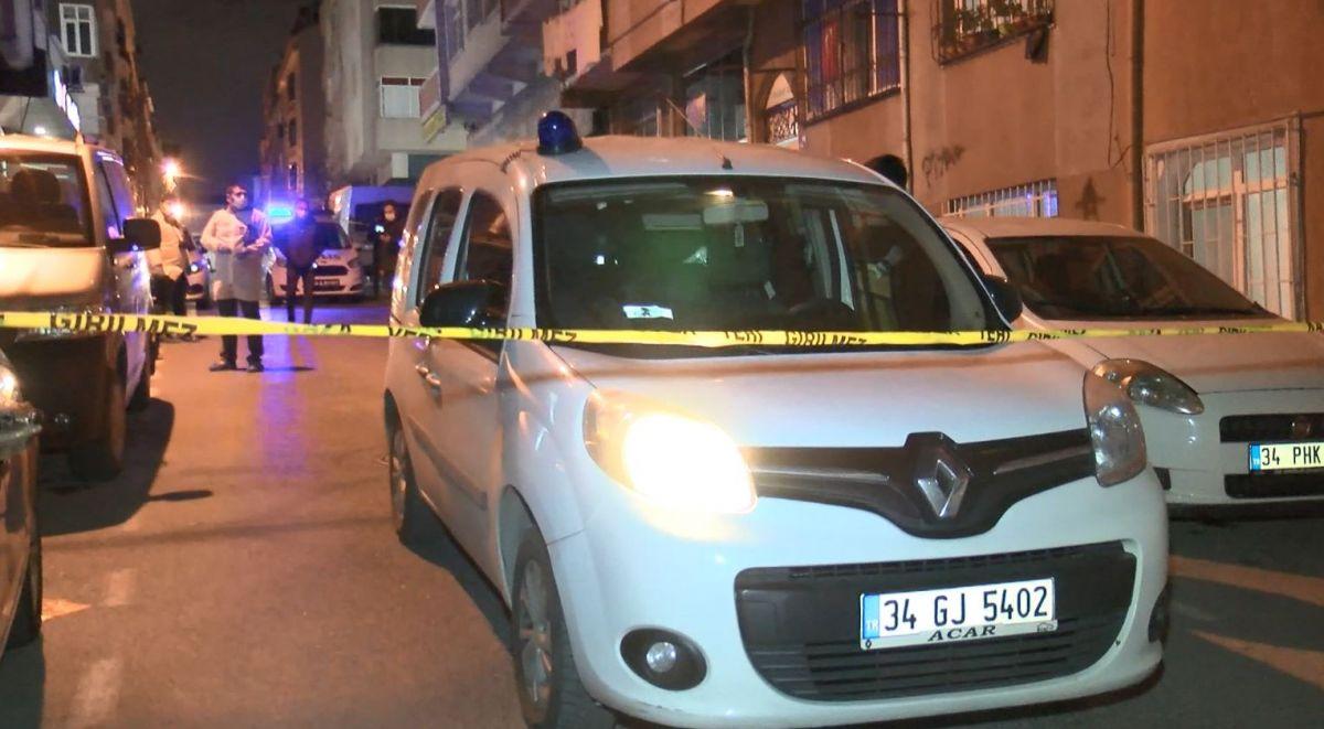 İstanbul da miras kavgası: 1 ölü, 3 yaralı #1