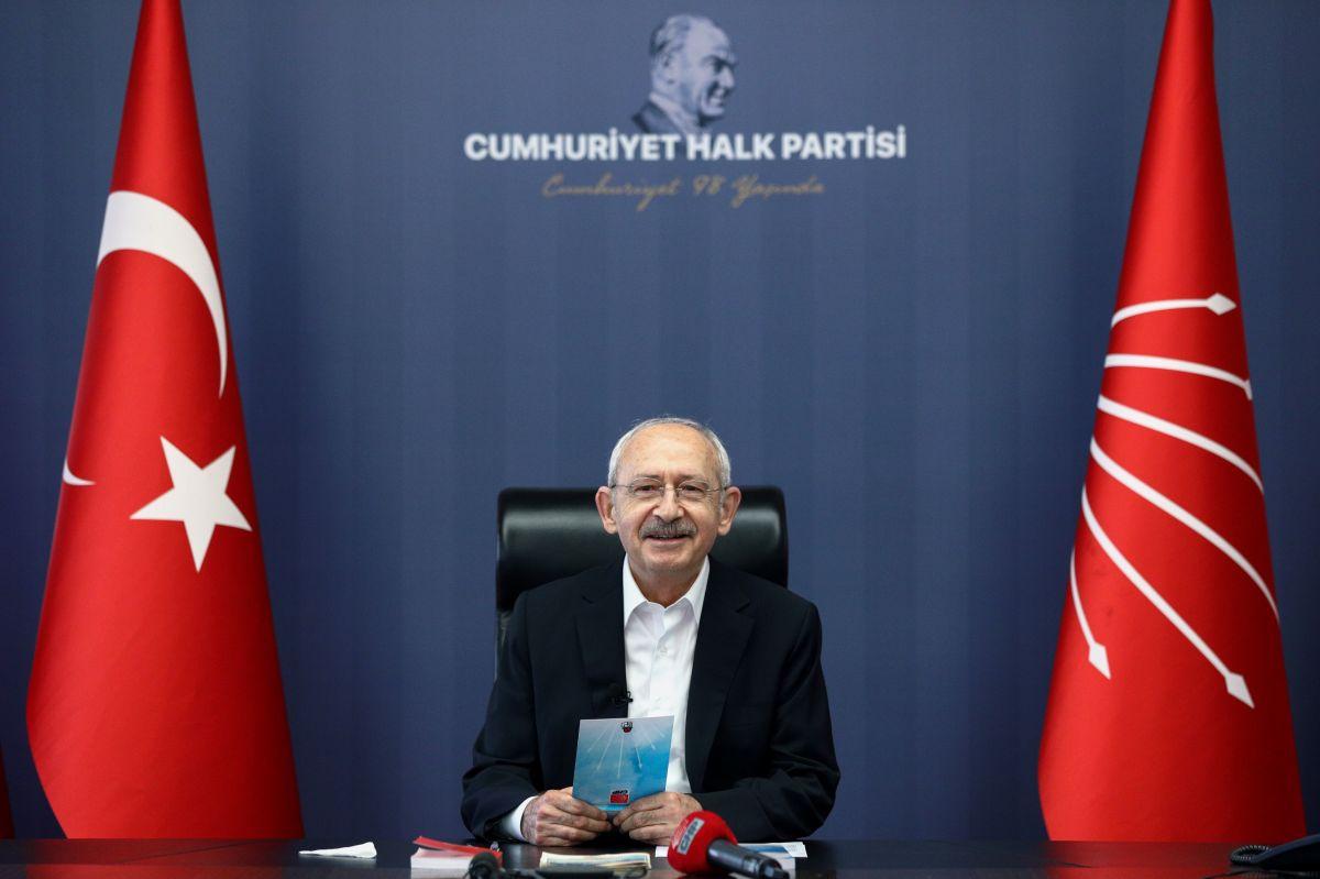 Kemal Kılıçdaroğlu, CHP li kadın belediye başkanlarıyla bir araya geldi #1