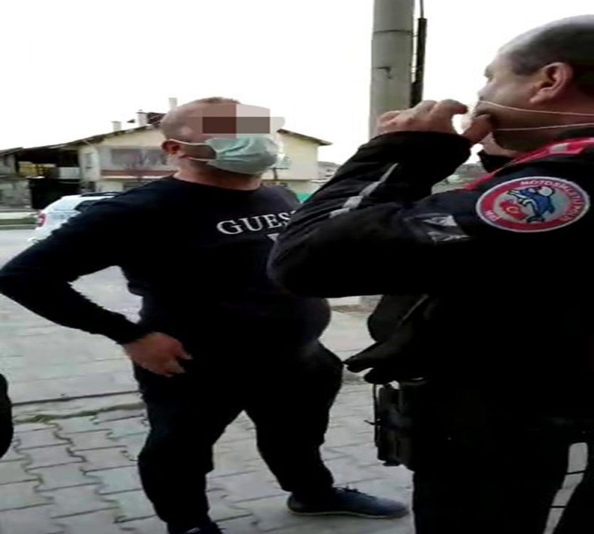 Bolu da alkollü doktor ve ilaç mümessilinden polise saldırı #2