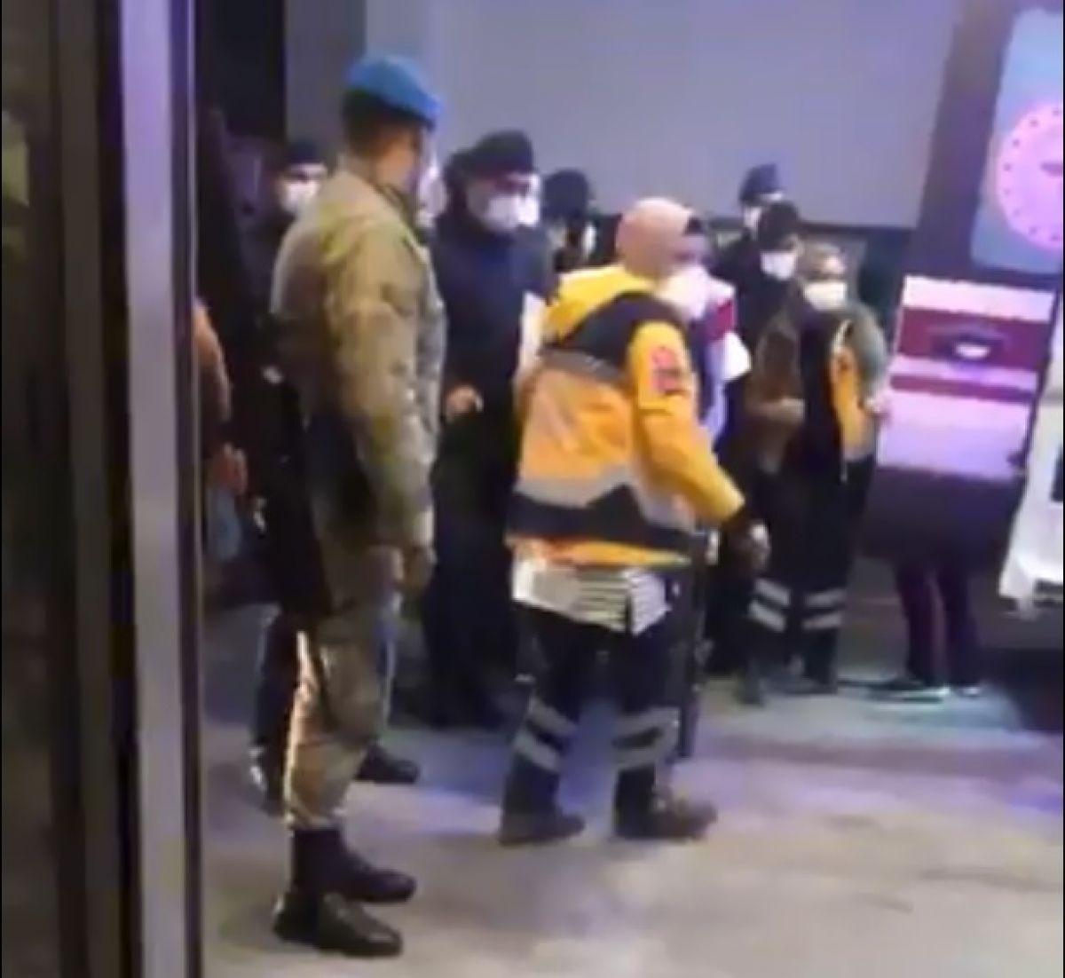 Gözaltına alınan HDP'li Gergerlioğlu hastaneye kaldırıldı #1
