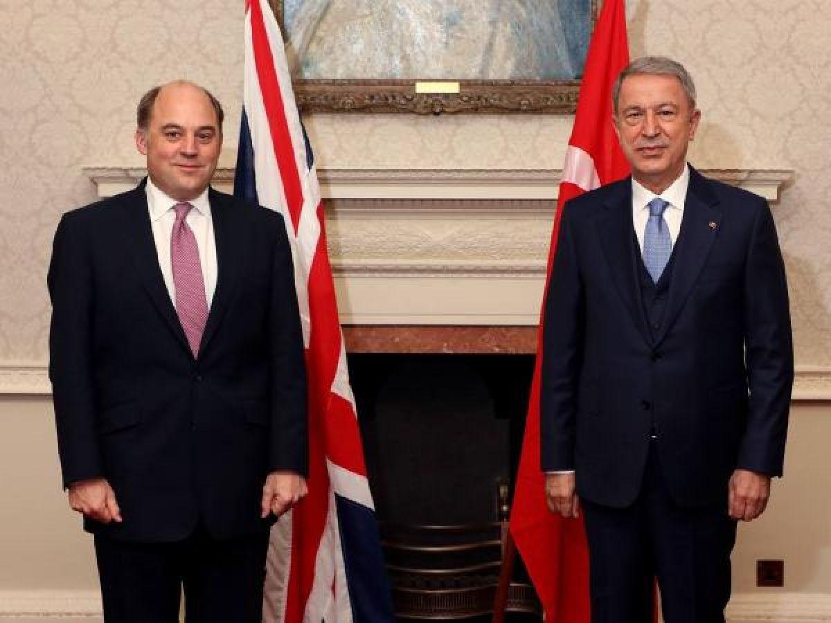 Milli Savunma Bakanı Hulusi Akar Londra da #2