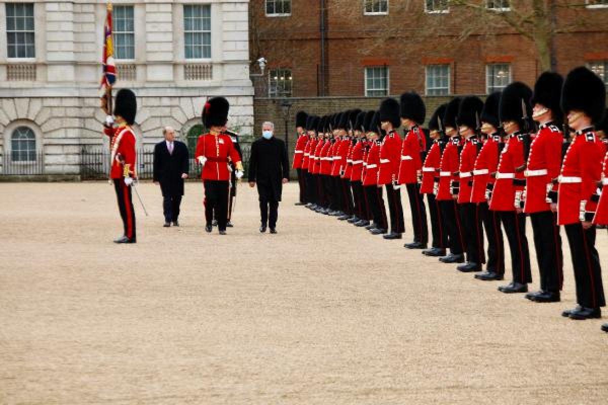 Milli Savunma Bakanı Hulusi Akar Londra da #1