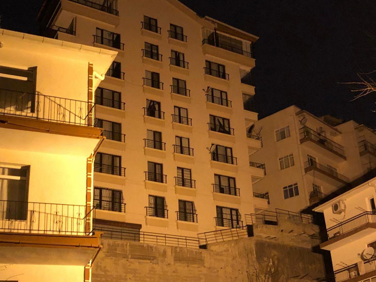 Ankara da, temeli kayan apartman nedeniyle 21 bina tahliye edildi #3