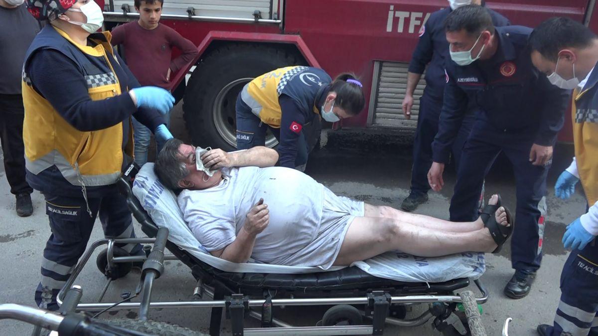 Antalya da patates kızartmak isteyen yaşlı adam ölümden döndü #3