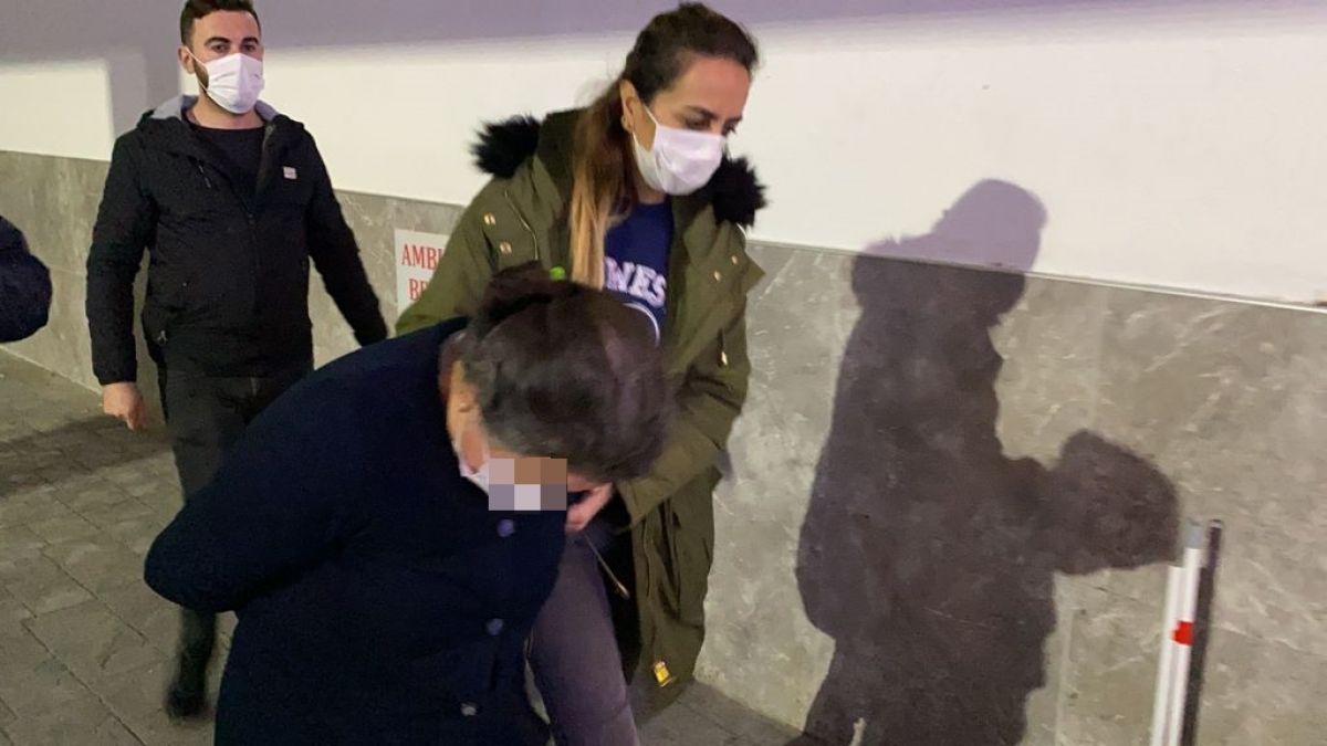Samsun da husumetli olan 2 erkeği bacaklarından vuran kadın tutuklandı #1