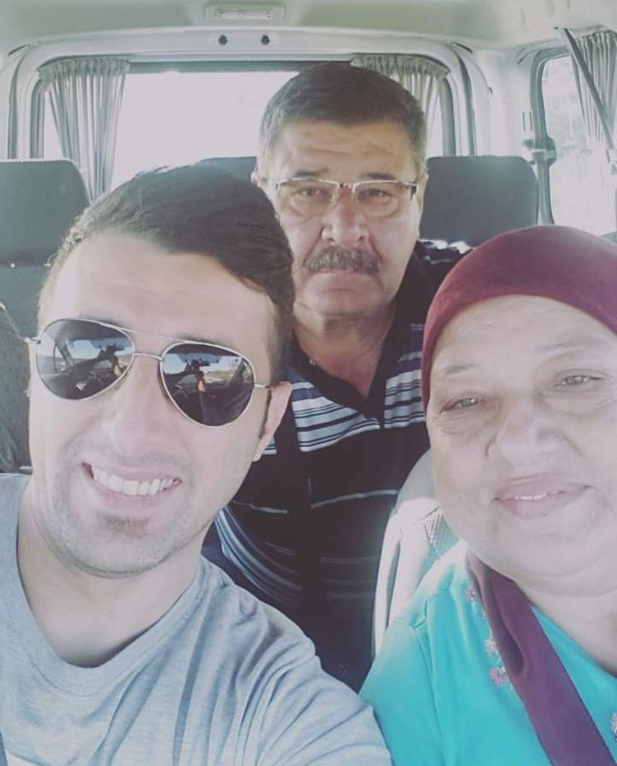 Mersin de İtfaiye eri, anne ve babasını kaybettiği koronavirüsten öldü #1