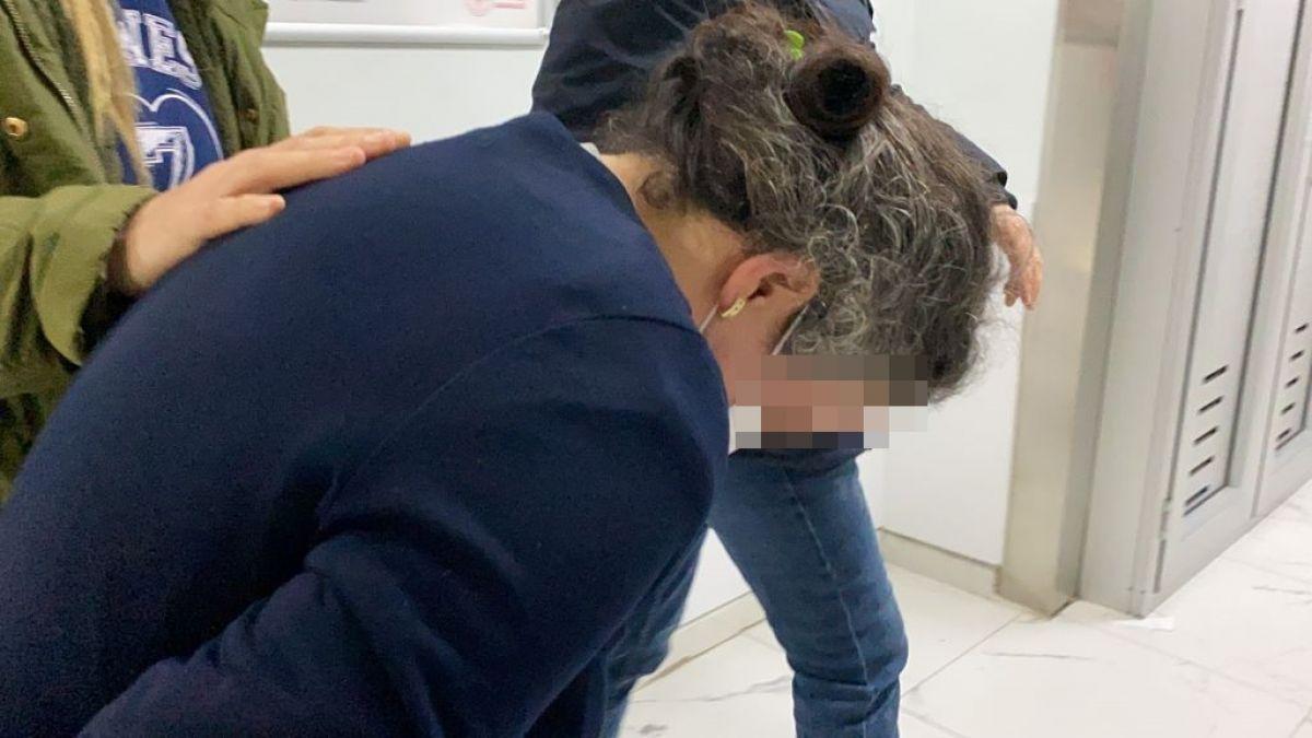 Samsun da husumetli olan 2 erkeği bacaklarından vuran kadın tutuklandı #2