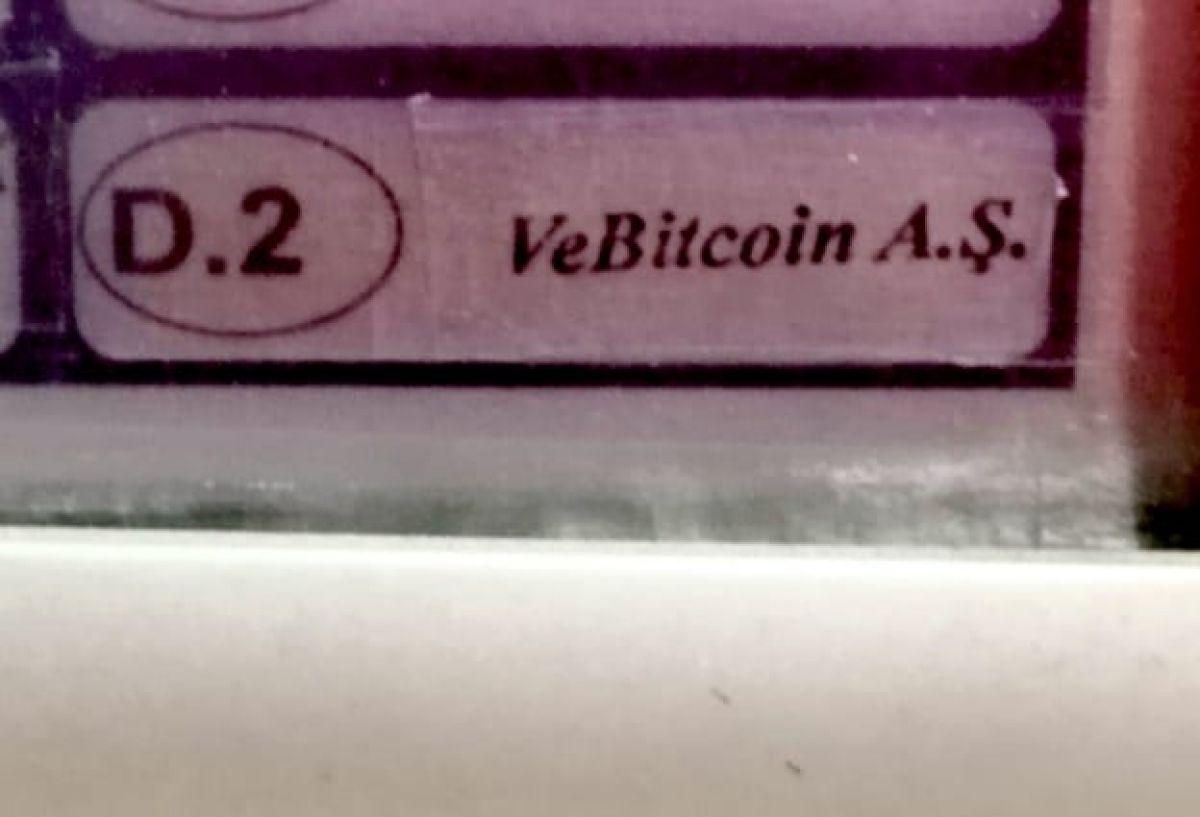 Kripto para işlem platformu Vebitcoin Ceo su gözaltına alındı #3