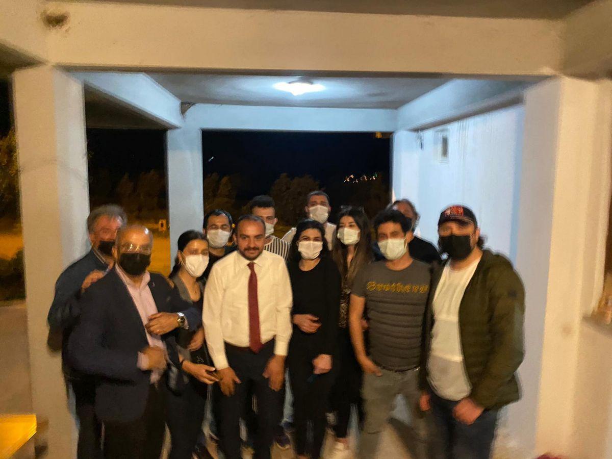 Antalya da işkenceci eşini öldüren Melek İpek serbest bırakıldı #1