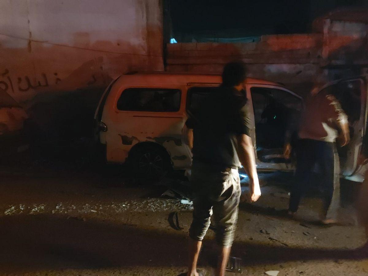 Cerablus ta 2 bombalı saldırı: 1 ölü, 20 yaralı #1