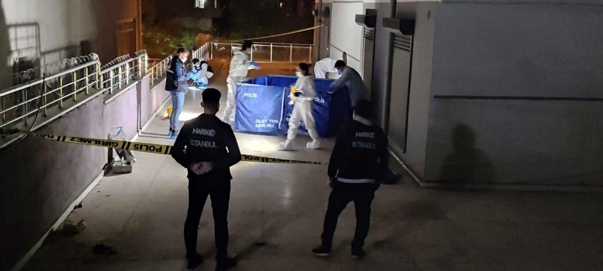Esenyurt ta uyuşturucu baskınından kaçmaya çalışan İranlı öldü #1