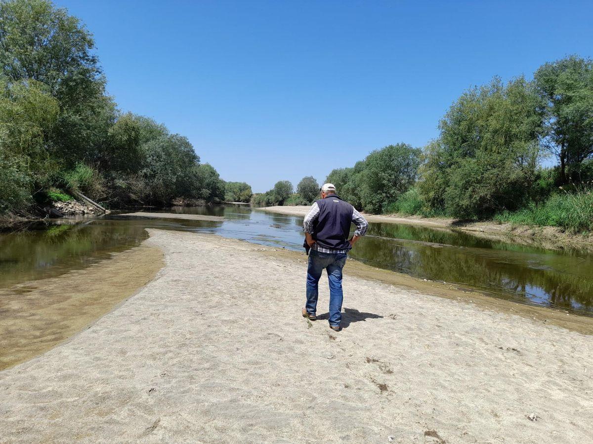 Büyük Menderes Nehri kurudu #2