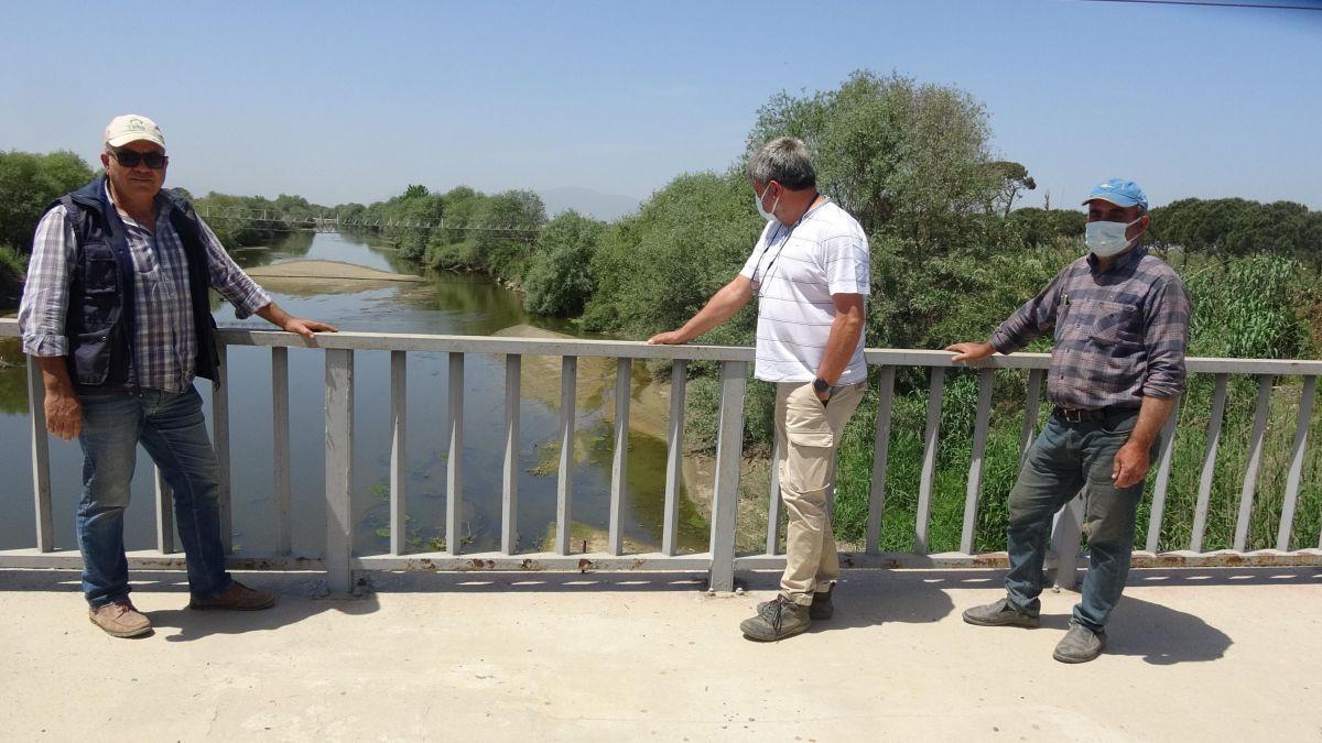 Büyük Menderes Nehri kurudu #5