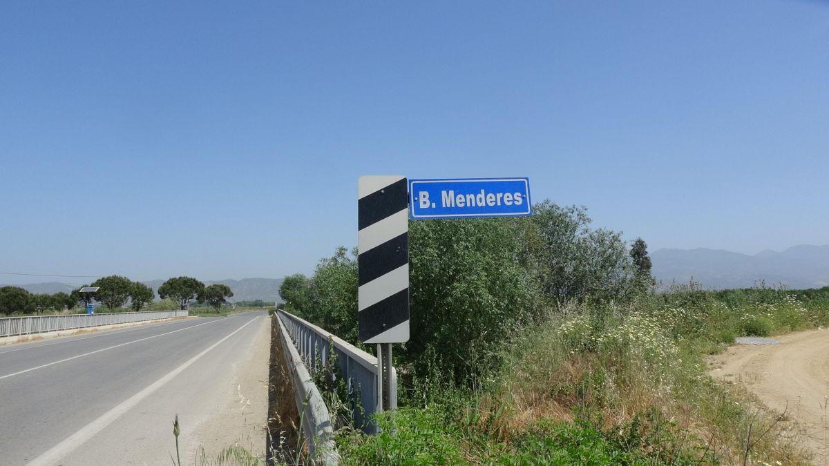 Büyük Menderes Nehri kurudu #10