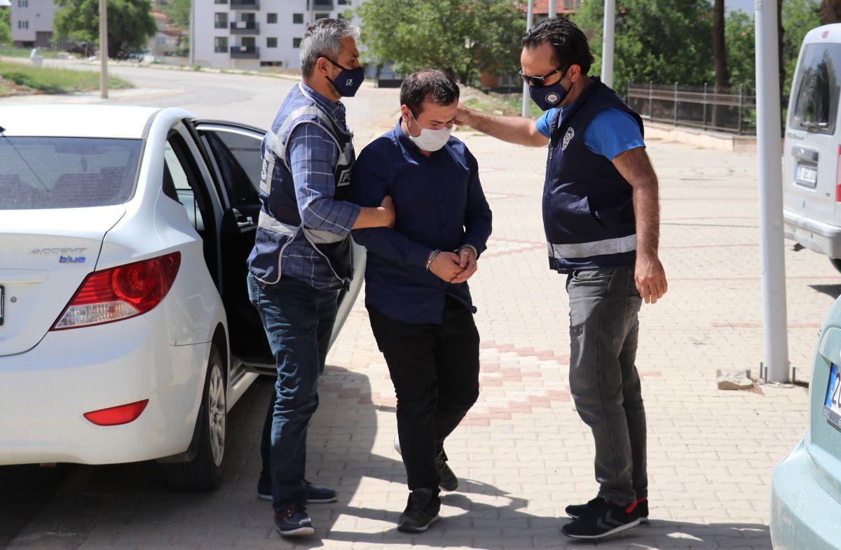Denizli de kendini  BM savcısı  olarak tanıttı, tutuklandı #1