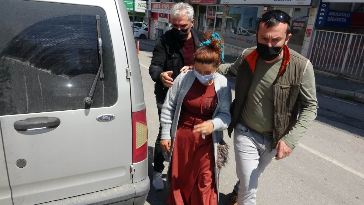 Kayıp kız 37 gün sonra Samsun da bulundu #1