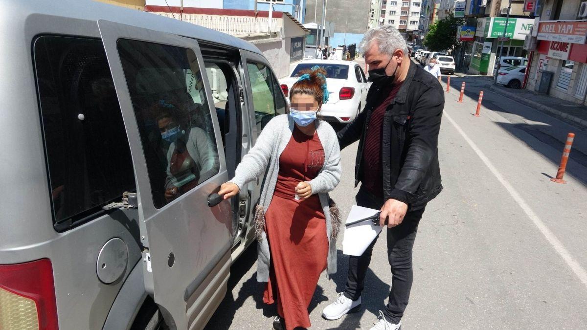Kayıp kız 37 gün sonra Samsun da bulundu #2