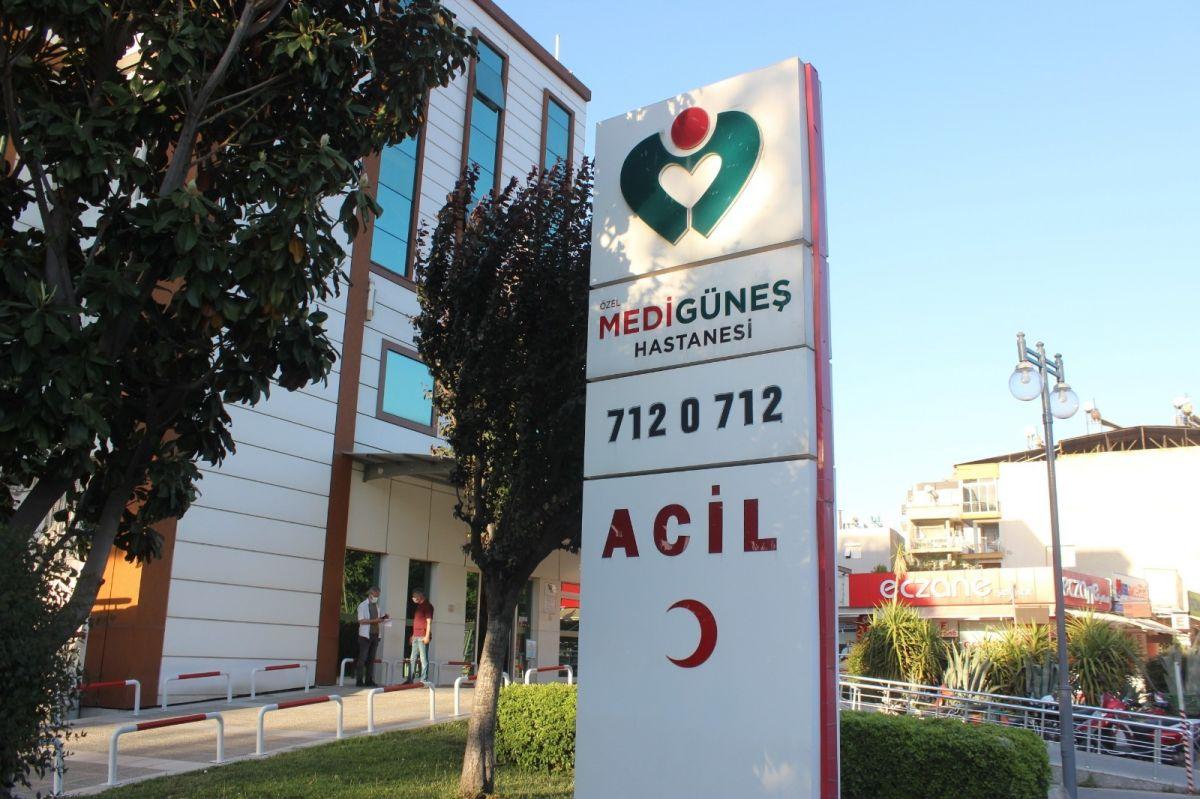 Manisa'da boş arsaya terkedilen 4 günlük bebek hayata tutunamadı #6