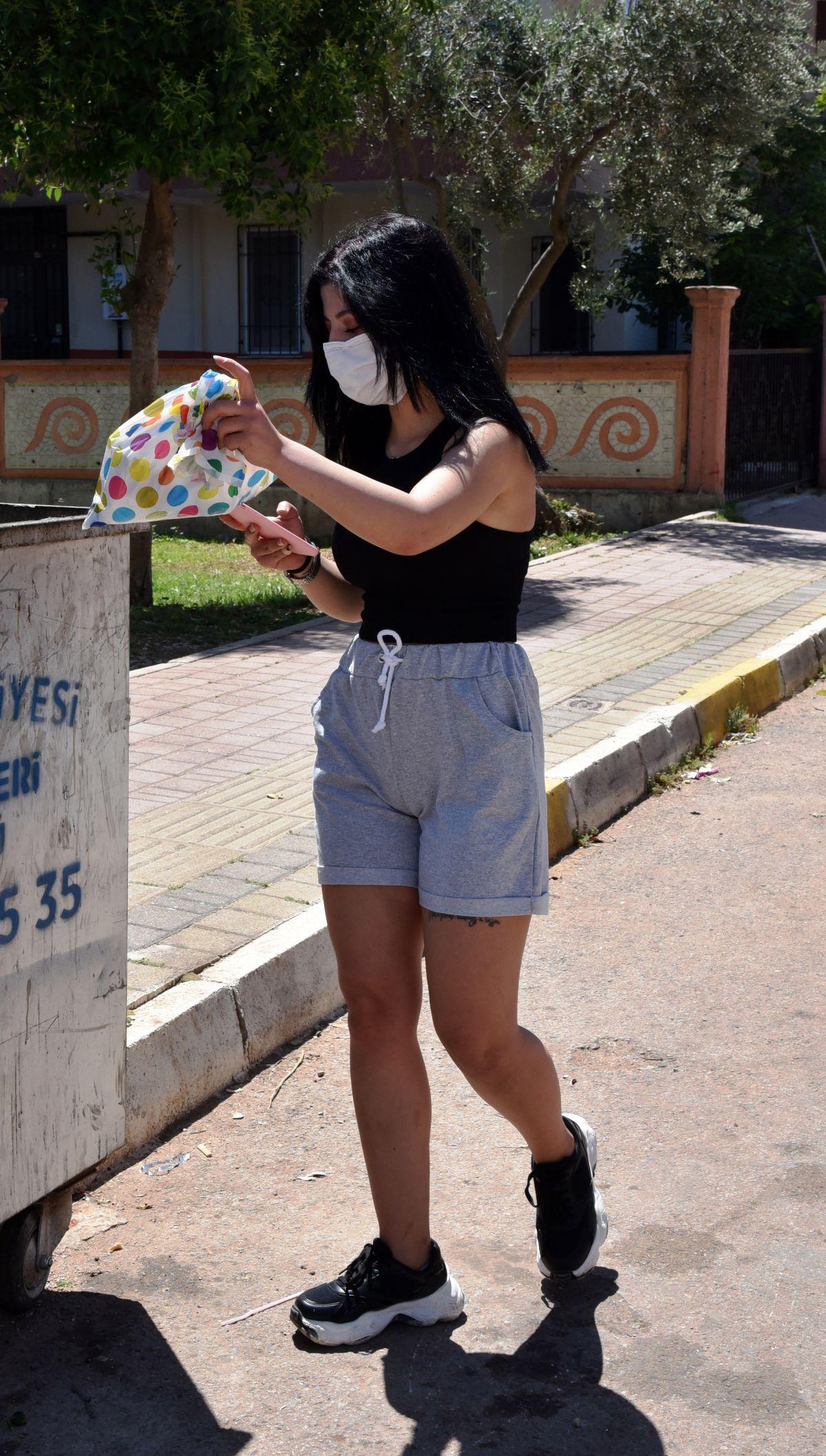 Antalya da sahur vakti saldırıya uğrayan Elif: Ceza alsın istiyorum #2