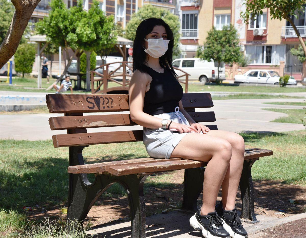 Antalya da sahur vakti saldırıya uğrayan Elif: Ceza alsın istiyorum #1