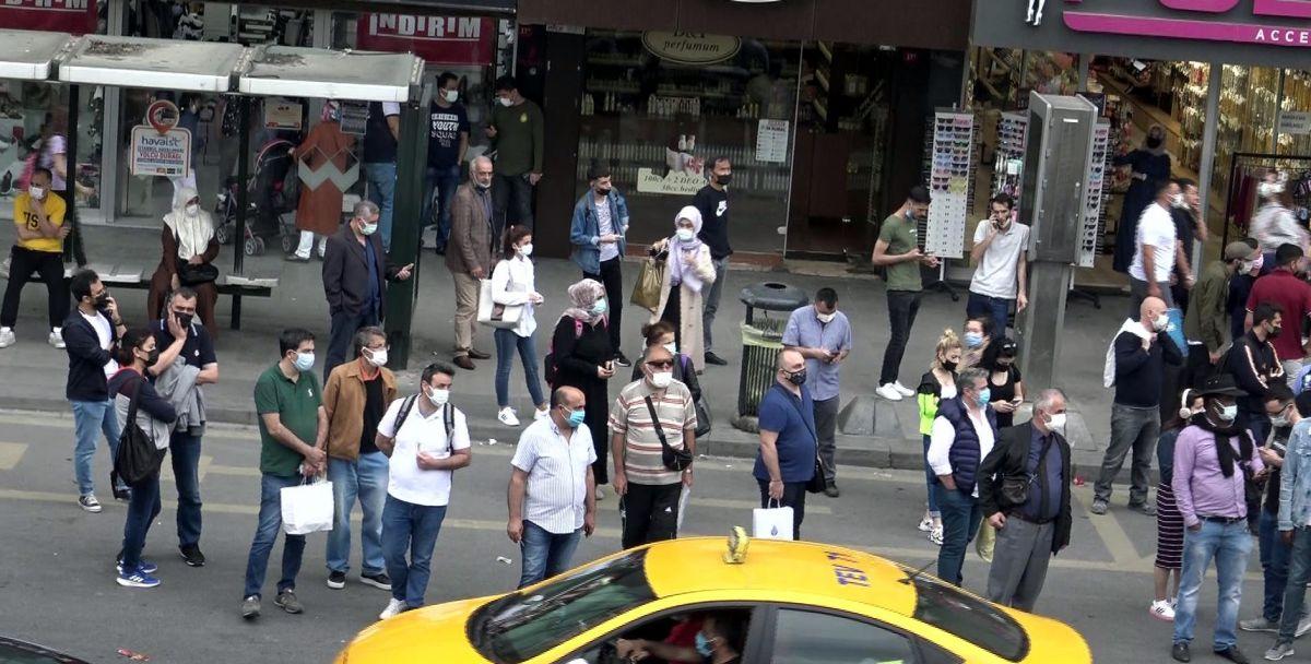 İstanbul da trafik yoğunluğu  #5