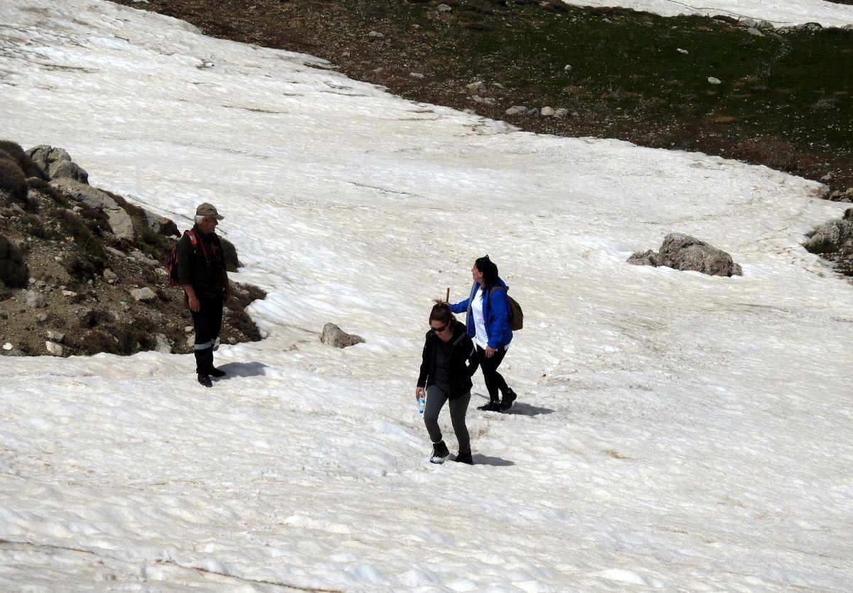 Terörden temizlenen Munzur Dağları, doğaseverleri ağırlıyor #5