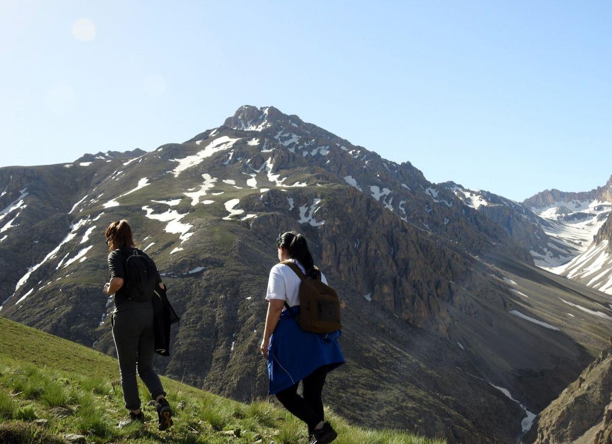 Terörden temizlenen Munzur Dağları, doğaseverleri ağırlıyor #2